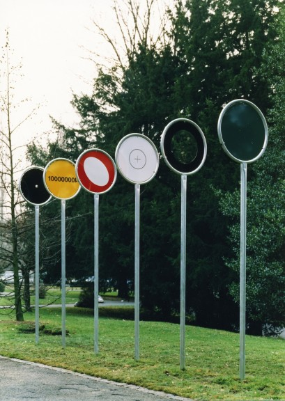 Andreas Hofer, Installation - édition, 1990