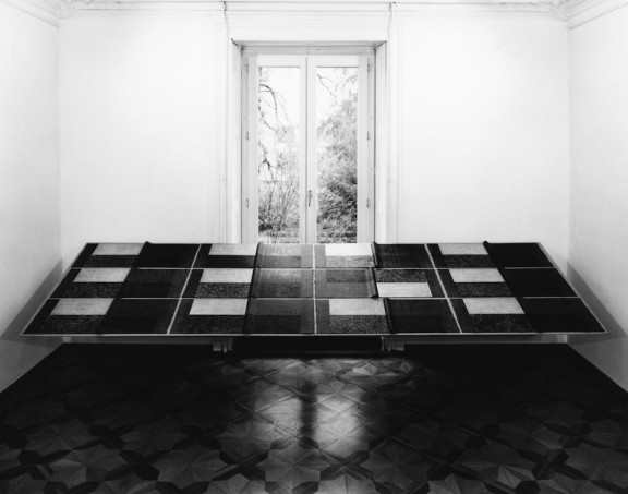 Jean Stern, view of the exhibition, 1992