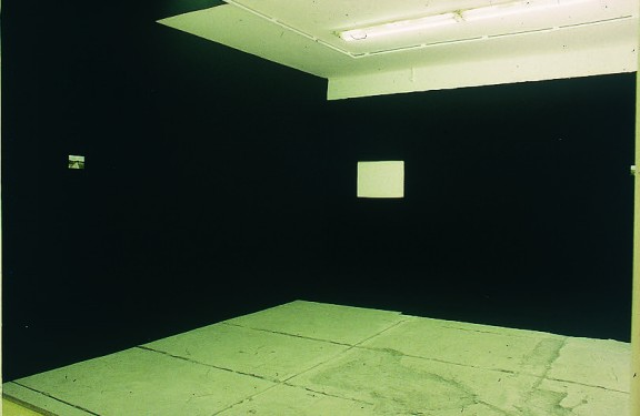 Alexandre Bianchini, view of the exhibition, 1996