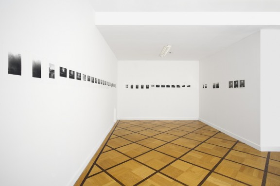 Trisha Donnelly, view of the exhibition, Centre d'édition contemporaine , Genève, 2008. Photo: © Sandra Pointet
